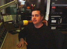 Rich Fisher at WCEM 106.3 The Heat in 2004